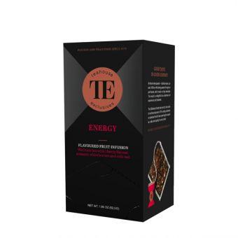 Teahouse Exclusives Energy / Früchtetee Kirsch 15 x 3.5 Gramm