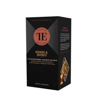 Teahouse Exclusives Herbs & Honey / Kräuter&Honig 15 x 3.5 Gramm