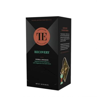 Teahouse Exclusives Recovery / Kräutertee Minze 15 x 3.5 Gramm