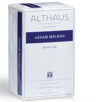 ALTHAUS Schwarzer Tee Assam Meleng 20 x 1.75 g