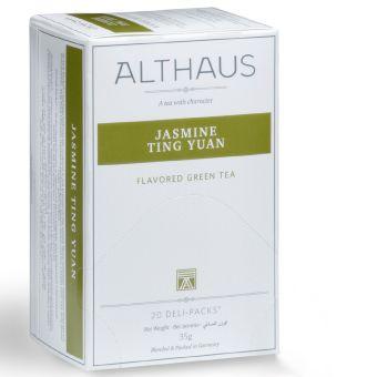 ALTHAUS Grüner Tee Jasmine Ting Yuan 20 x 1.75 g