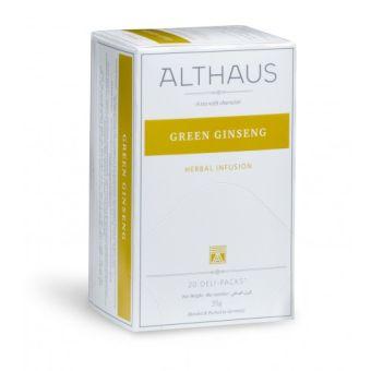 ALTHAUS Kräutertee Ginseng Balance 20 x 1.75 g