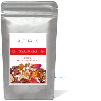 ALTHAUS Guarana Heat 100 Gramm