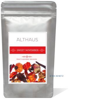 ALTHAUS Sweet November (Orange-Zimt) 100 Gramm