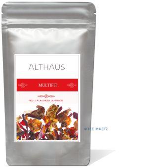 ALTHAUS Multifit (Früchtetee mit Vitaminen)