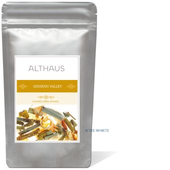 ALTHAUS Kräutertee Ginseng Valley