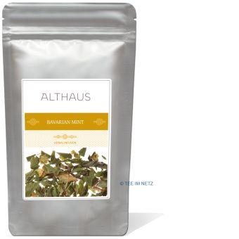 ALTHAUS Bavarian Mint / Pfefferminze 75 Gramm