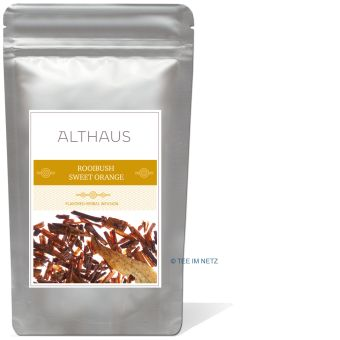 ALTHAUS Rooibush Sweet Orange 100 Gramm