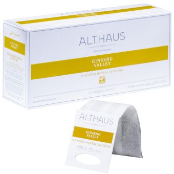 ALTHAUS Ginseng Valley / Kannenbeutel 20 x 4 g