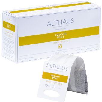 ALTHAUS Smooth Mint / Pfefferminze- Kannenbeutel 15 x 3 g