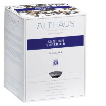 ALTHAUS English Superior / Pyramidenbeutel 15 x 2.75g