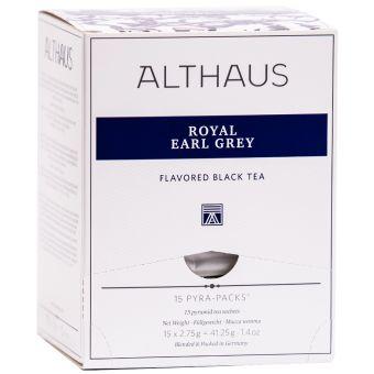ALTHAUS Royal Earl Grey / Pyramidenbeutel 15 x 2.75g