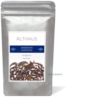 ALTHAUS Darjeeling Castelton FTGFOP Second Flush 250 Gramm