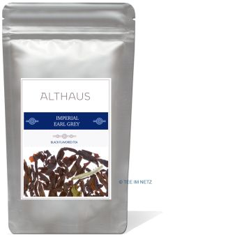 ALTHAUS Schwarzer Tee Imperial Earl Grey
