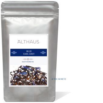 ALTHAUS Schwarzer Tee Blue Earl Grey