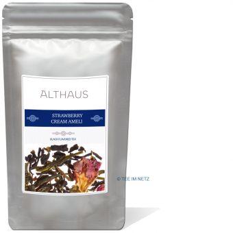 ALTHAUS Strawberry Cream Ameli (Erdbeer-Sahne) 100 Gramm