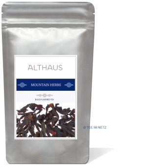 ALTHAUS Mountain Herbs (Schwarztee Thymian)