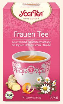 YOGI TEE Frauen Tee / BIO 17 x 1.8 g