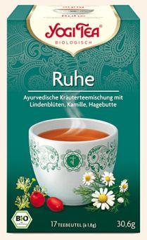 YOGI TEE Ruhe Tee / BIO 17 x 1,8 g