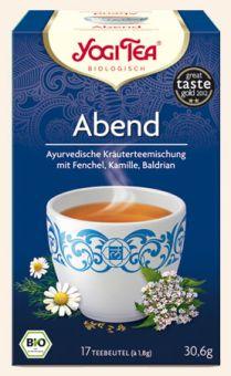 YOGI TEA® Abend Tee / BIO 17 x 1,8 g