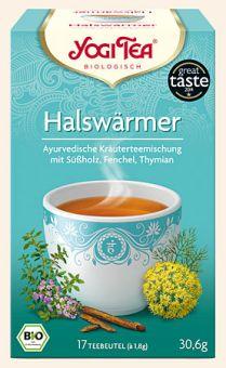 YOGI TEE Halswärmer Tee / BIO 17 x 1,9 g