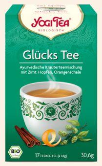 YOGI TEA® Glücks Tee / BIO 17 x 1,8 g