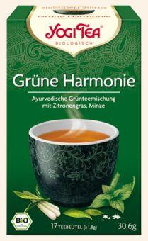 YOGI TEE Grüne Harmonie / BIO 17 x 1,8 g