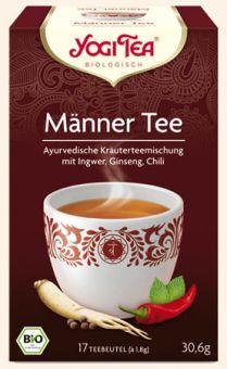 YOGI TEE Männer Tee / BIO 17 x 1.8 g