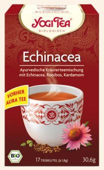 YOGI TEE Echinacea / BIO 17 x 1,8 g