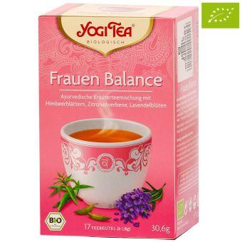YOGI TEE Frauen Balance / BIO 17 x 1,8 g
