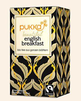 pukka beautiful english breakfast - BIO 20 x 1.8 g