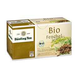 Bünting Tee Fenchel / BIO 20 x 2.5 g