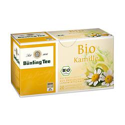 Bünting Tee Kamille / BIO 20 x 1.5 g