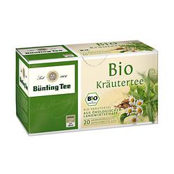 Bünting Tee Kräutertee / BIO 20 x 2.0 g