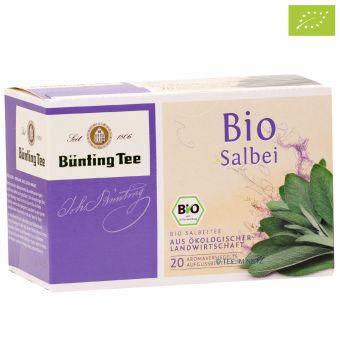 Bünting Tee Salbei / BIO 20 x 2.0 g