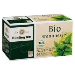 Bünting Tee Brennnessel / BIO 20 x 2.0 g