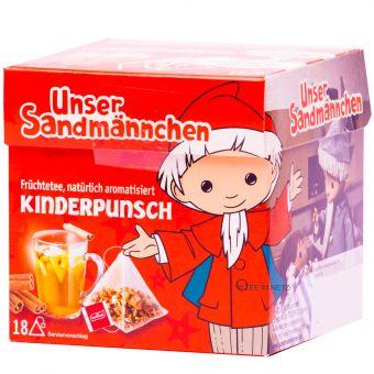 Teabreak® Sandmännchen Früchtetee Kinderpunsch 18 x 2.2 g