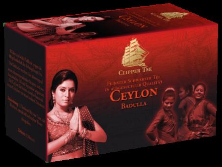 Clipper Tee Ceylon Badulla 20 x 1.8 g