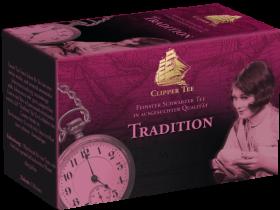 Clipper Tee Schwarzer Tee Tradition 20 x 1.8 g