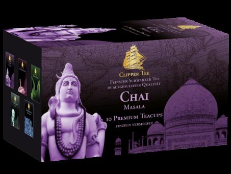 Clipper Tee Chai Masala / Kannenbeutel 10 x 2.0 g