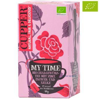 Cupper® Love me Truly Gewürztee / BIO 20 x 2,2 g