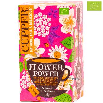 Cupper® Flower Power / BIO 20 x 1.75g