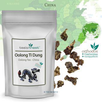 Oolong Ti Dung  (Frühling) 100 Gramm