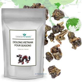Oolong Vietnam Four Seasons 250 Gramm