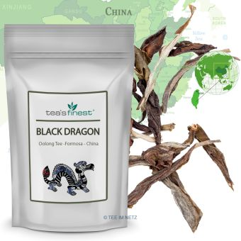 Formosa Superior Oolong Black Dragon