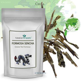 Formosa Sencha 250 Gramm