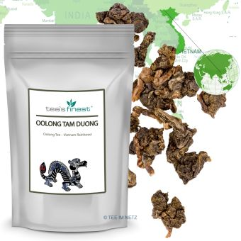 Rainforest Oolong Tam Duong