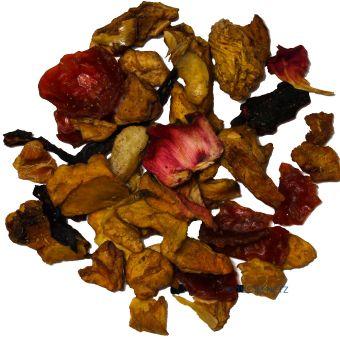 Früchtetee Ingwer/ Pfirsich ca. 4 Gramm