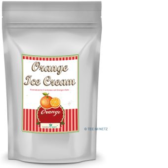 Früchtetee Orange Ice Cream 250 Gramm