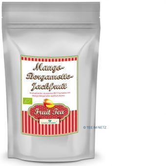 Früchtetee Mango-Bergamotte-Jackfruit / BIO